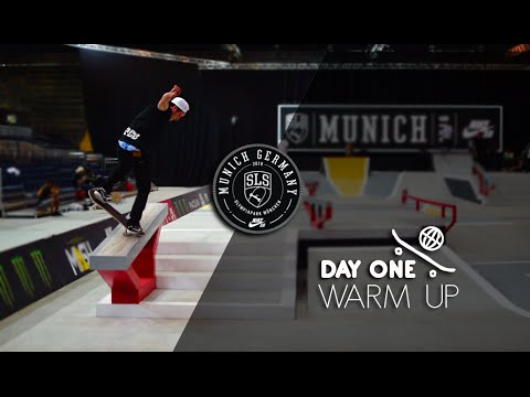 Street League Munich 2016 - Day one
