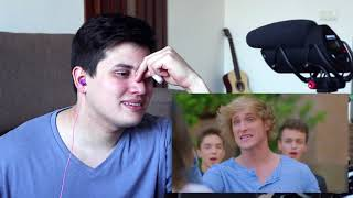 Vocal Coach Reaction to Logan Paul Singing