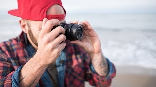 HOW TO get a BLURRY BACKGROUND with a CHEAP LENS 📷