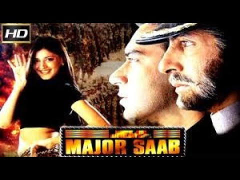 Major Saab Full Hd Movie