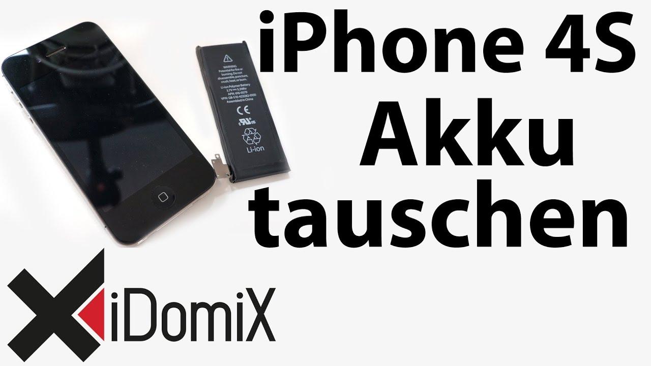 Akku iphone 4s original apple
