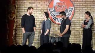 Limo - Gra w pytania (irish pub) {improwizacja, amatorskie nagranie}