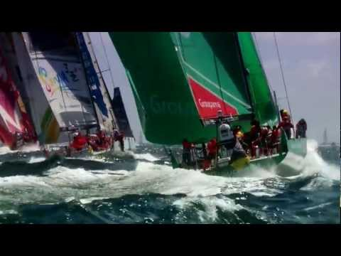 Volvo Ocean Race - Lorient Highlights Show 2011-12