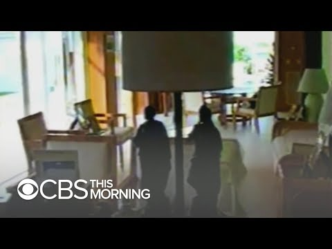 New video goes inside Jeffrey Epstein's Florida mansion