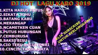 """Dj hot """"lagu karo""""( 2019-2020)"""