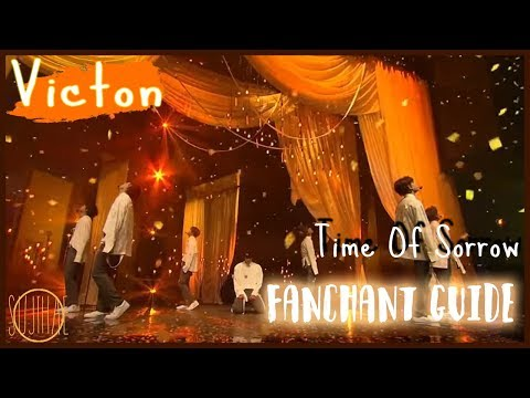 Victon: Time Of Sorrow (오월애) (俉月哀)- Fanchant Guide