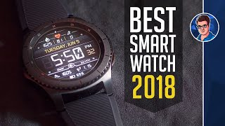 Gear S3 Frontier - The Best Smartwatch of 2018?
