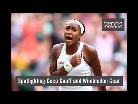 "Spotlight on 15-Year-Old Sensation Cori ""Coco"" Gauff | Tennis Express"