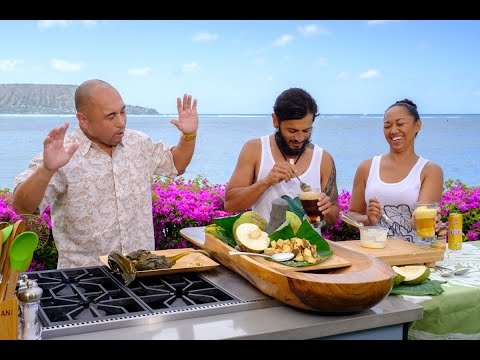 Cooking Hawaiian Style Episode 702 with Daniel Anthony