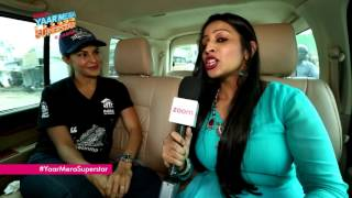 What Does Jacqueline Fernandez Carry With Her While Travelling? | Yaar Mera Superstar | EXCLUSIVE