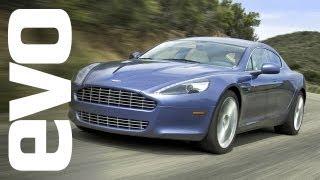 Aston Martin Rapide review | evo DIARIES
