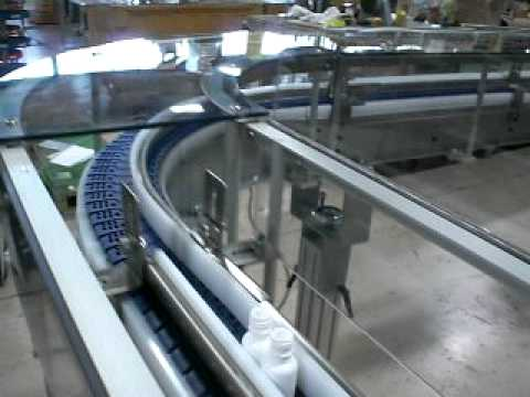Bottling Conveyor System