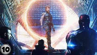 Top 10 Easter Eggs You Missed In Avengers: Endgame