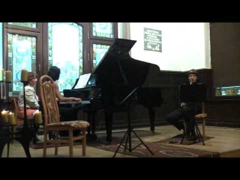 Arno Bornkamp plays L'Arlesienne Fantasy Concerto (S.Baez)