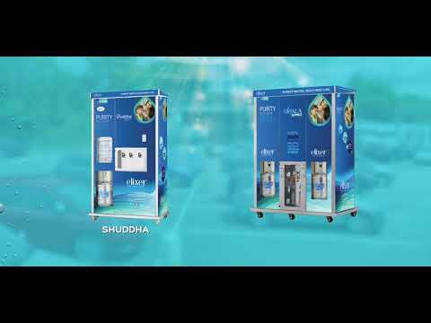 Skf elixer all segments of water purifier
