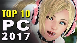 Top 10 Best PC Games of 2017 So Far -