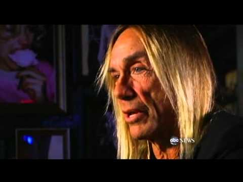 Iggy Pop ABC News Interview 2010 - YouTube