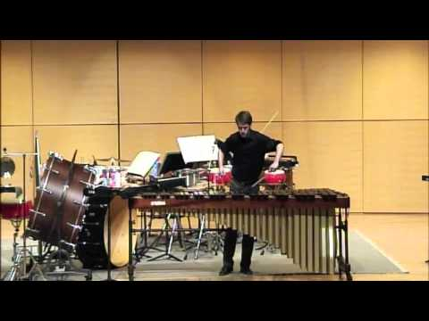 A performance of Seuyoshi's Mirage from my senior recital at CMU. (2011)