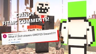 FitMC's CRINGY 2b2t comments section NEEDS to be STOPPED!