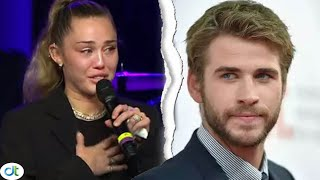 How Liam Hemsworth reacts when MIley Cyrus says 'I Don't Belong to Anyone' after a year of divorce