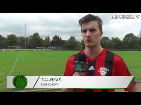 Till Beyer (Klub Kosova) - Die Stimme zum Spiel (Klub Kosova - FC Voran Ohe, Landesliga Hansa) | ELBKICK.TV