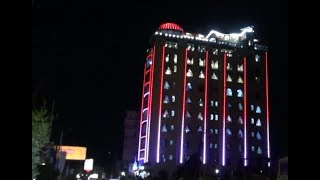 افتتاح اجمل واكبر فندق في محافظة إب 25/ رمضان - 2018/6/10     -