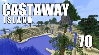 "Minecraft - ""Castaway Island"" Part 70: Bash The Carpet"
