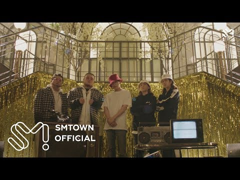 [STATION] 희철X신동X은혁X솔라 '짬에서 나오는 바이브 (Charm of Life)' MV