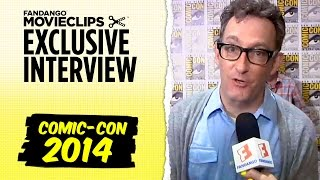 Tom Kenny 'The SpongeBob Movie: Sponge Out of Water' Exclusive Interview: Comic-Con (2014) HD