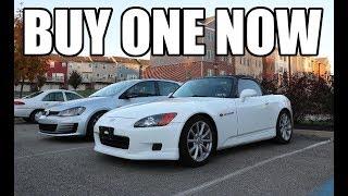 My Top Reasons To Buy A Honda S2000