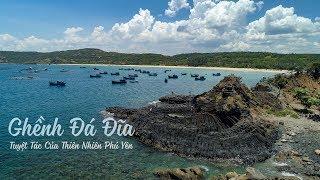 Ghềnh Đá Đĩa | Tuyệt Tác Của Thiên Nhiên Phú Yên | Cảnh Đẹp Việt Nam | Flycam 4K