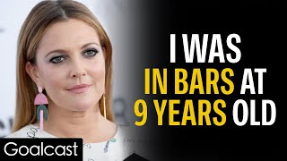 What Drew Barrymore Learned from Dealing with Her Toxic Mother | Life Stories by Goalcast