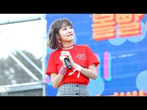 [4K] 180526 볼빨간사춘기 '썸 탈꺼야' 직캠 Bol4 fancam 'Some' (FIND DAY FEST) by Jinoo