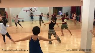 Bèo Dạt Mây Trôi | Contemporary - Đức Linh | Le Cirque Dance Studio Hanoi Vietnam