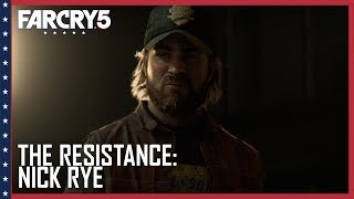 Far Cry 5 - Nick Rye Trailer