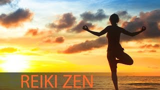 Reiki Healing Music, Meditation Music, Zen Music, Positive Energy Music, Sleep Music, Relax, ☯342