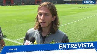 Filipe Luis sobre Paolo Guerrero y Miguel Trauco: