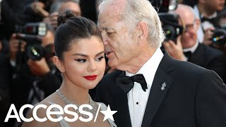 Selena Gomez Finally Revealed What Bill Murray Whispered In Her Ear At Cannes | Access
