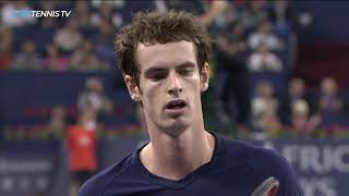 Andy Murray: Best ATP Shots & Points vs Other Big Four