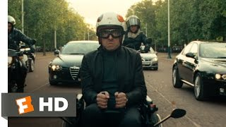 Johnny English Reborn (7/10) Movie CLIP - Wheelchair Chase (2011) HD