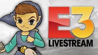 Full Nintendo E3 Livestream - Zeltik