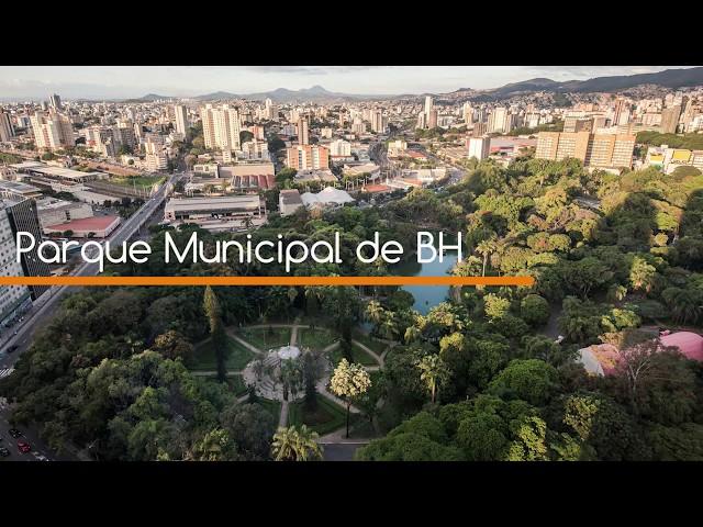 Atrações do Parque Municipal de BH