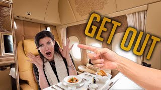 5 People Who Were Thrown Out Of FIRST CLASS