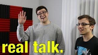 Real Talk (ft. Chris Ray Gun & Eddy Burback)