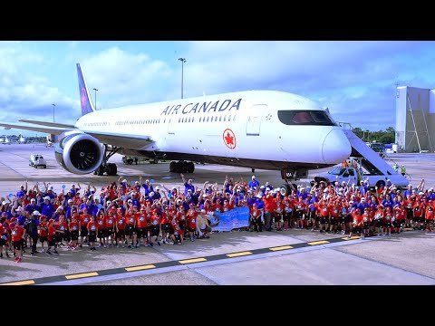 Video: Air Canada: Every Kid Deserves a Day Off