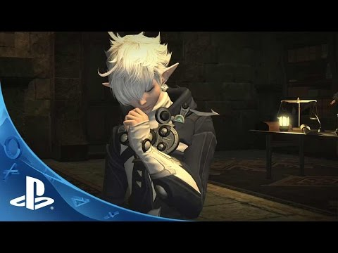 FINAL FANTASY® XIV: A Realm Reborn | PS4™ Trailer