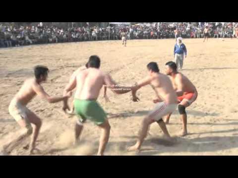 DHOOT KALHAN KABADDI CUP P1 14-02-16 Live By www.tanda786.com
