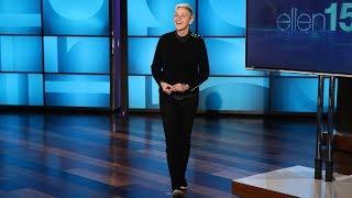 Ellen Debuts New 'Star Wars: The Last Jedi' Clip