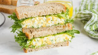 How To Make a Curried Egg Sandwich
