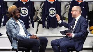P.K. Subban discusses paving his own path on 'Men in Blazers'